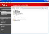 Avira Antivirus PRO - screenshots