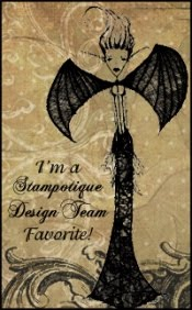 Top Three In Stampotique 'My Favourite Stamp Challenge'