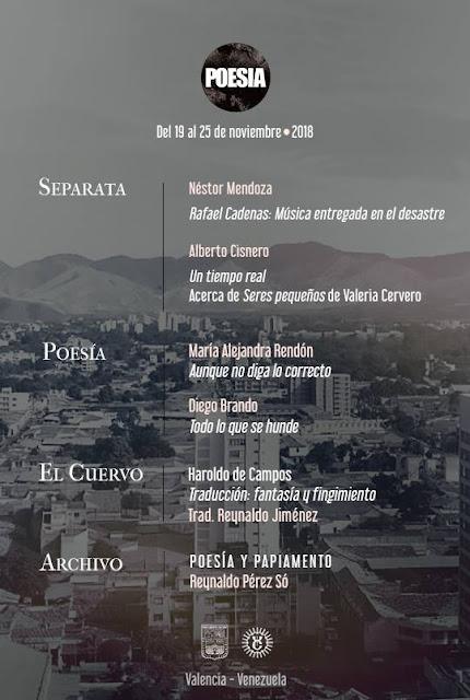 Revista Poesía