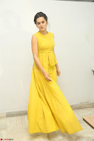Taapsee Pannu looks mesmerizing in Yellow for her Telugu Movie Anando hma motion poster launch ~  Exclusive 080.JPG