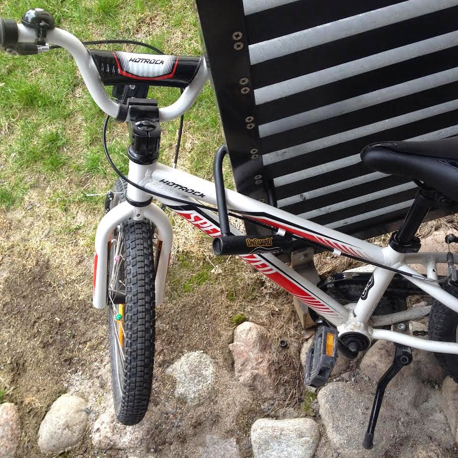 Meidän Pieni Ryyni: Polkupyörän valinta lapselle