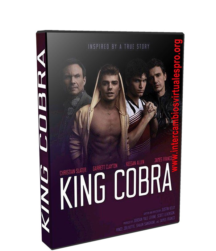 King Cobra poster box cover