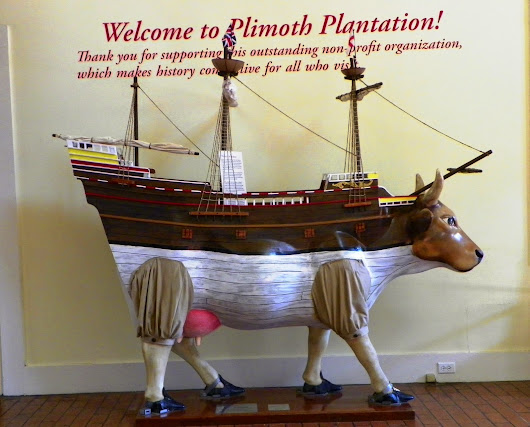 Plymonth, MA - Plimoth Plantation