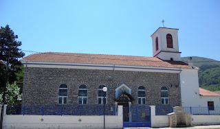 ναός του αγίου Νικολάου στη Φλώρινα