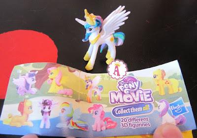 Princess Celestia from My Little Pony Surprise Drink