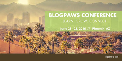 pet bloggers reunite for the Blogpaws Conference.