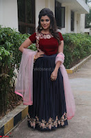Actress Aathmika in lovely Maraoon Choli ¬  Exclusive Celebrities galleries 036.jpg