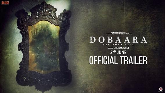 Dobaara: See Your Evil (2017) Hindi HD TS XviD Clean Audio AAC 700MB