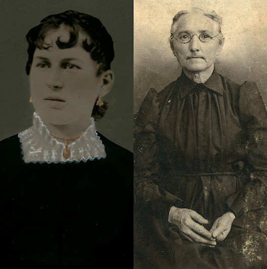 The Sum Of All My Research: Mystery Monday - Eliza and possible Eliza