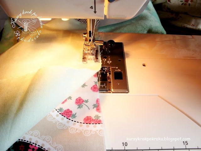 Jak uszyć poduszkę  dekoracyjną? - samouczek DIY