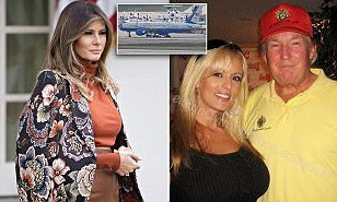 Melania Trump Spending Nights At A Posh D.C. Hotel  Since Trump  Was Accused Of Fling With Porn Star
