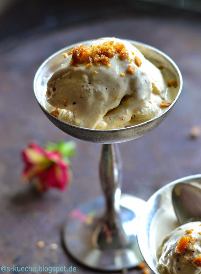 Wattle Seed Ice Cream