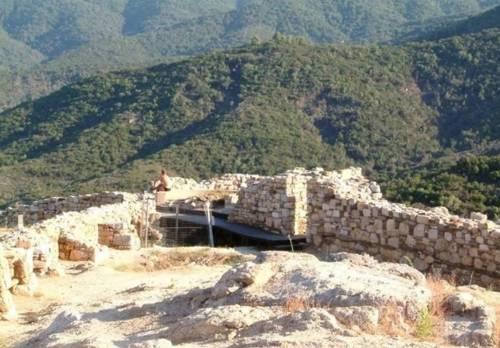 La tumba de Aristóteles, en Grecia