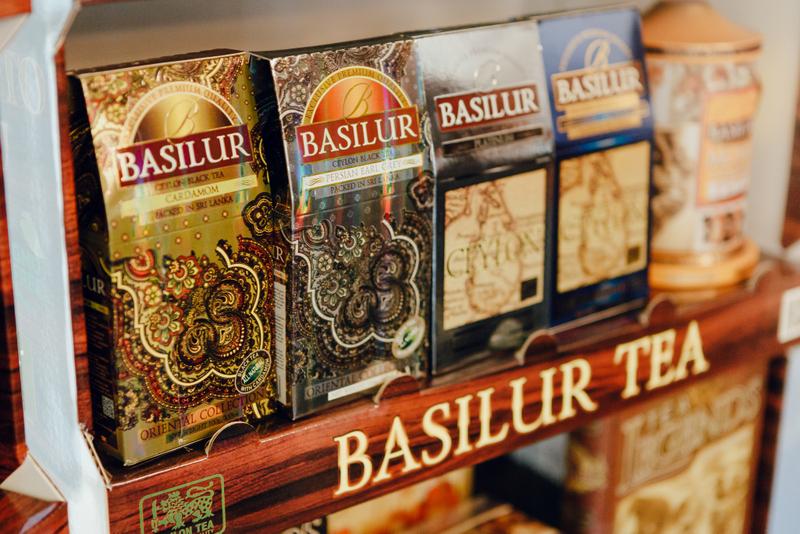 basilur, herbata basilur, tea brothers, basilur tea, zycie od kuchni