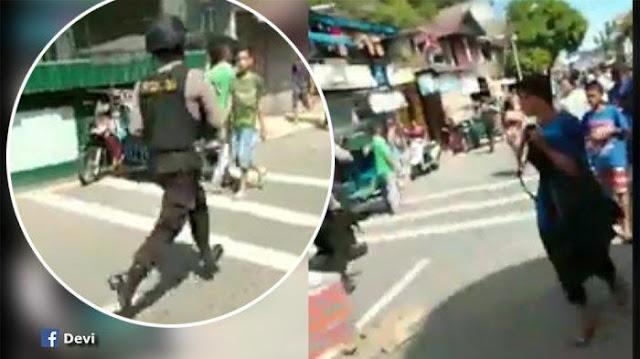 Benda Diduga Bom Meledak di Sibolga, Satu Orang Dikabarkan Tewas