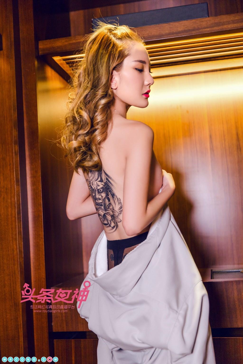 Image TouTiao-2017-11-30-Mieko-MrCong.com-007 in post TouTiao 2017-11-30: Người mẫu 美惠子 (30 ảnh)