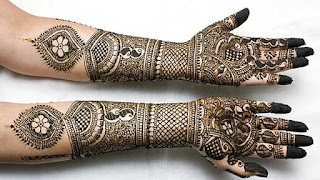latest-pattern-of-traditional-pakistani-mehndi-designs-for-hands-for-girls-3