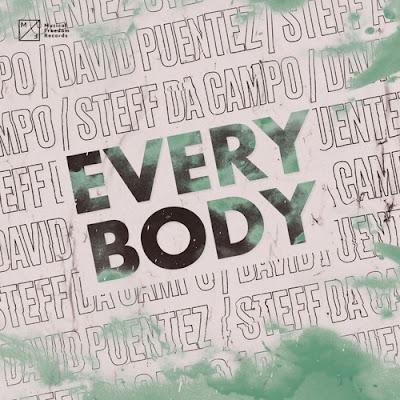 Steff da Campo & David Puentez Unveil New Single 'Everybody'