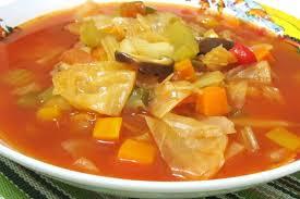 Cara Diet Dengan Sup Kol