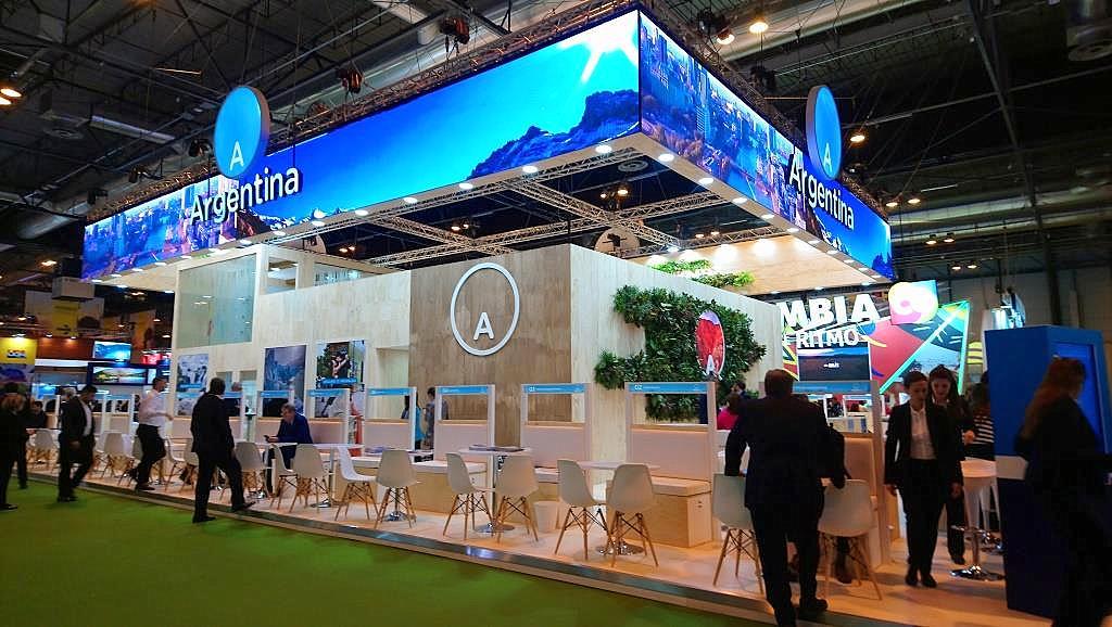 Argentina estuvo presente en la Feria Internacional de Turismo en Madrid