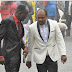 PHOTOS: Apostle Suleman Performs Deliverance In The Rain In Lagos