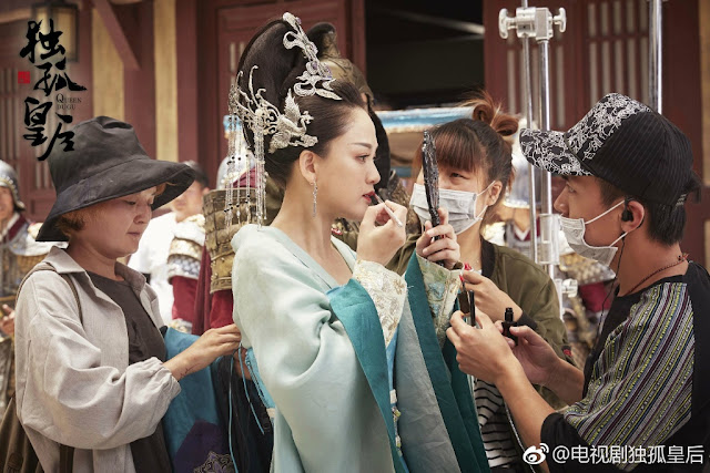 Queen Dugu Filming