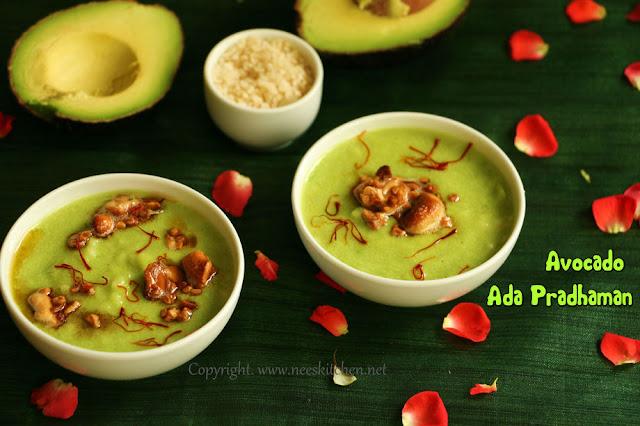 Avocado Ada Pradhaman