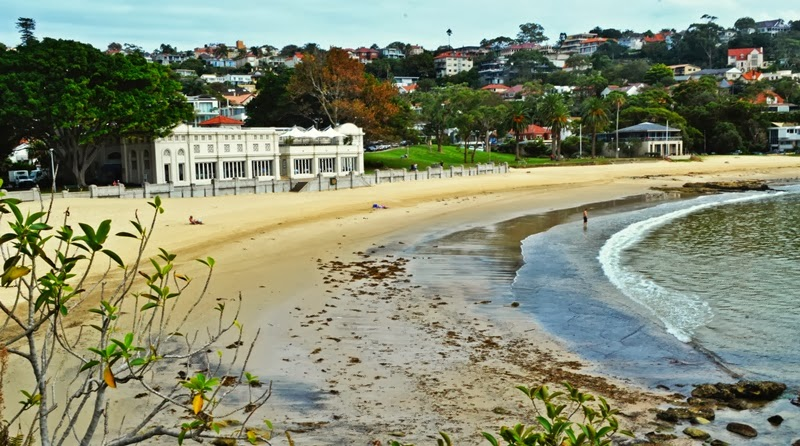 Mosman, food, beach cafe, breakfast, sydney beach