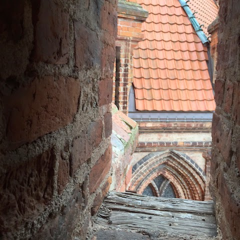 Vilniaus bernardinų bažnyčios gotika