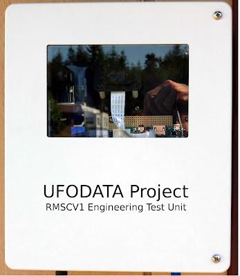 UFODATA: desarrollo de un prototipo para una estación de medición remota
