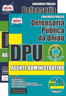 Apostila Concurso DPU