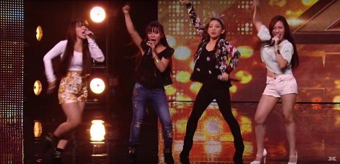 4th IMPACT, X-FACTOR UK 36