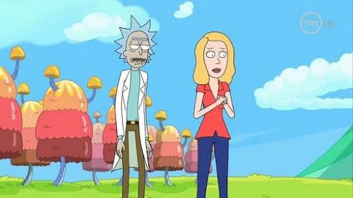 Rick Y Morty Temporada 3 Capitulo 9 en Español