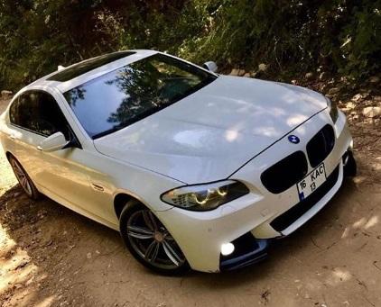 BMW 520 D Gambar Ilustrasi