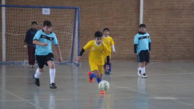Juegos Predeportivos Escolares en la Provincia de Osorno