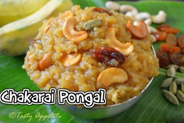 chakarai pongal