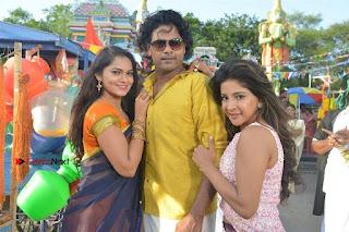 Jeevan Dimple chopade Aswini Sakshi Agarwal Starring Jeikkira Kuthirai Tamil Movie Spicy Stills  0061.jpg