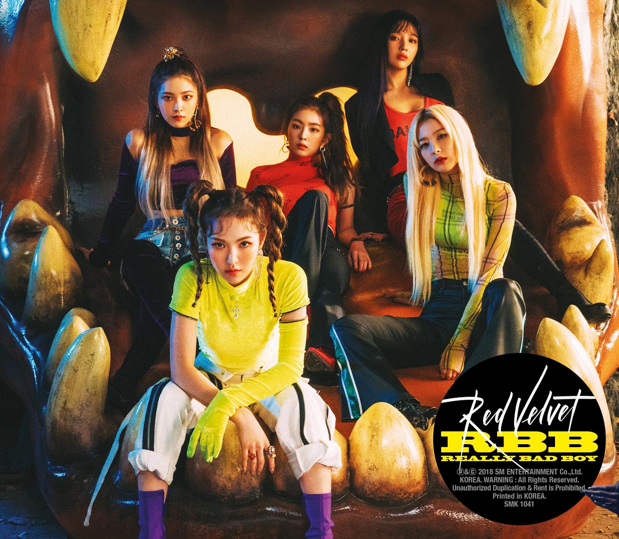 """Red Velvet Kembali Dengan """"RBB"""" !"""
