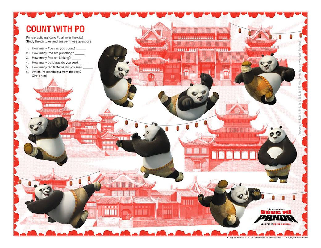 Kung Fu Panda Party Ideas Free Printable Chinese Take Out Box Movie Set Giveaway