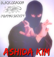 Official Ashida Kim Website