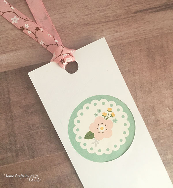 easy to make bookmark and quick craft