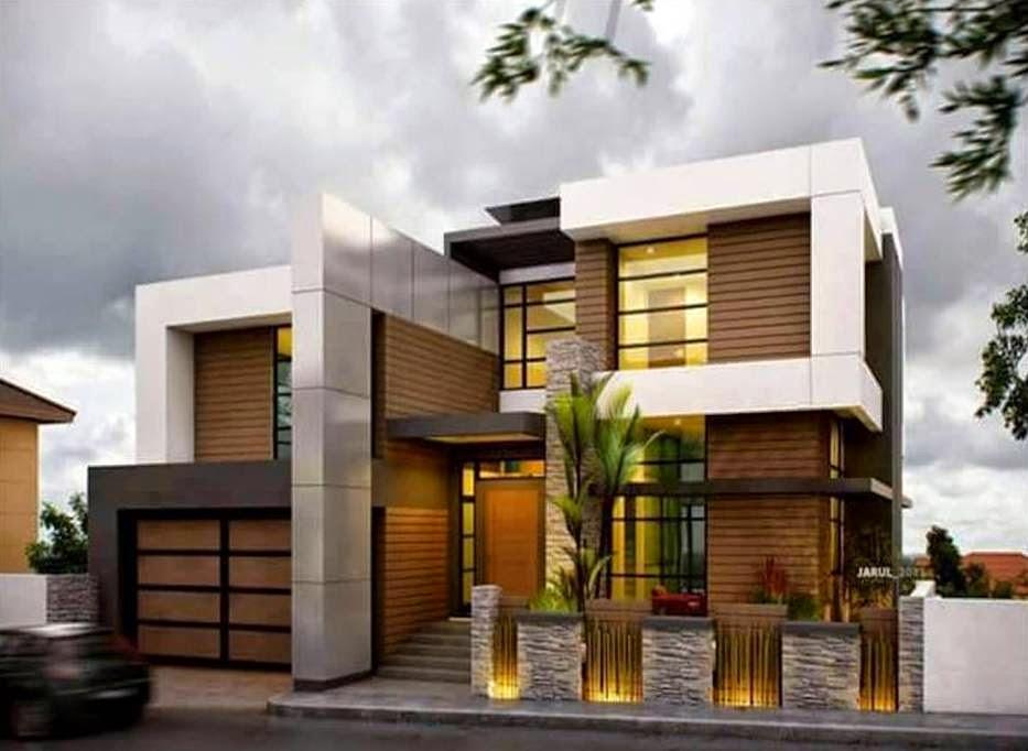 10 Exterior Design - Minimal Single Family Contemporary ...