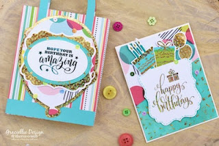 New Gina K Designs Birthday Cards for Summer