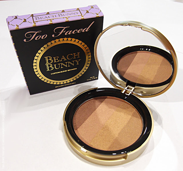 TOO FACED - Beach Bunny Custom-Blend Bronzer