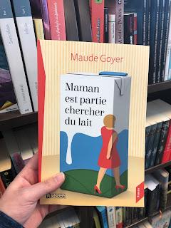 Maude goyer - Maman est partie chercher du lait