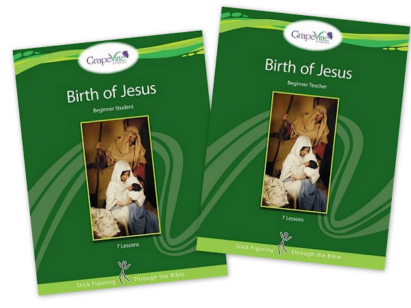 Grapevine Studies ~ The Birth of Jesus {Review}