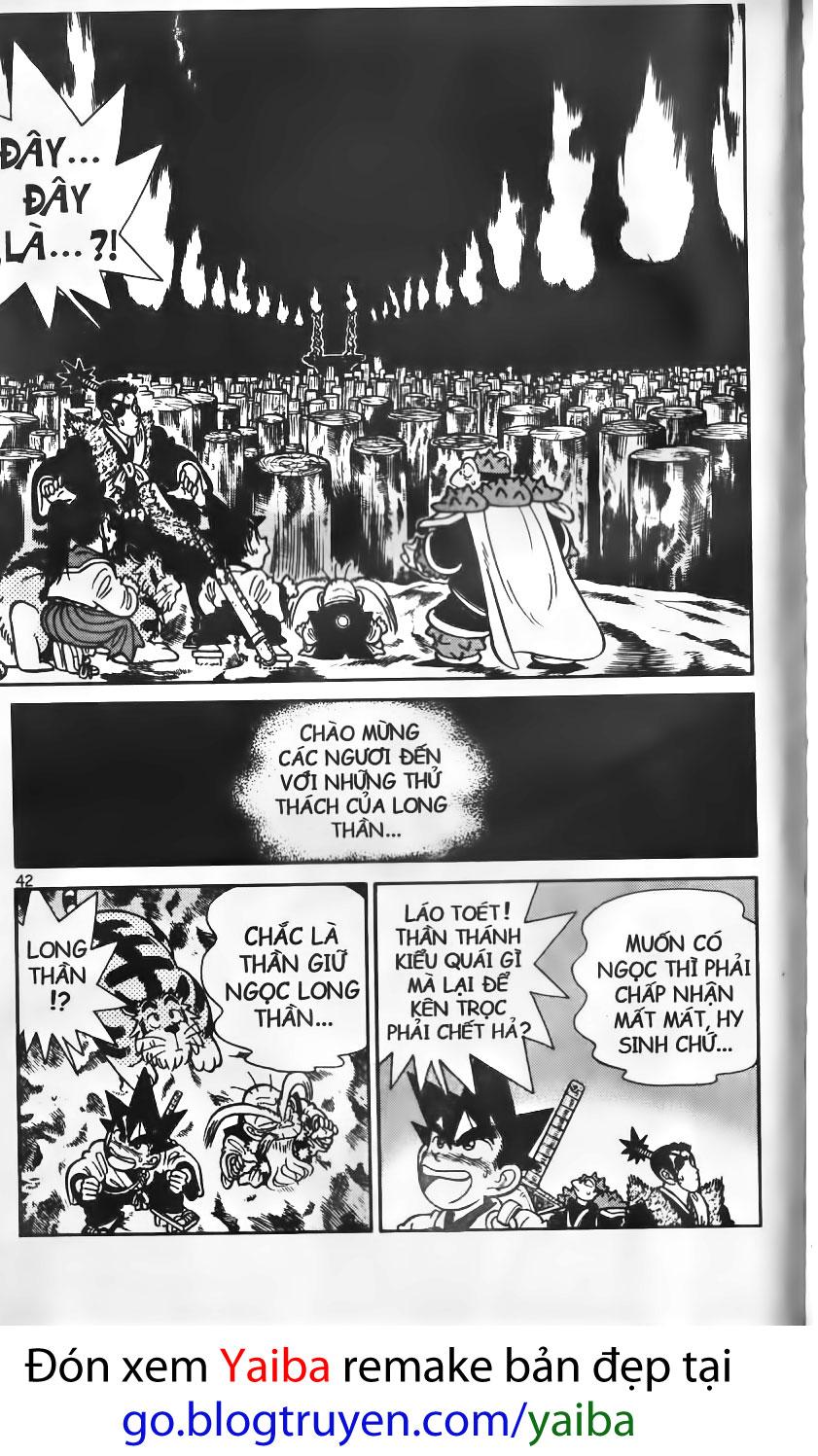 Yaiba chap 113 trang 5