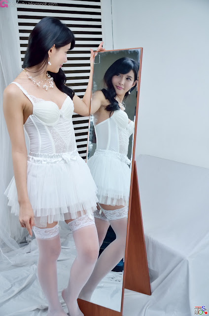 5 Cha Sun Hwa - Sexy White -Very cute asian girl - girlcute4u.blogspot.com