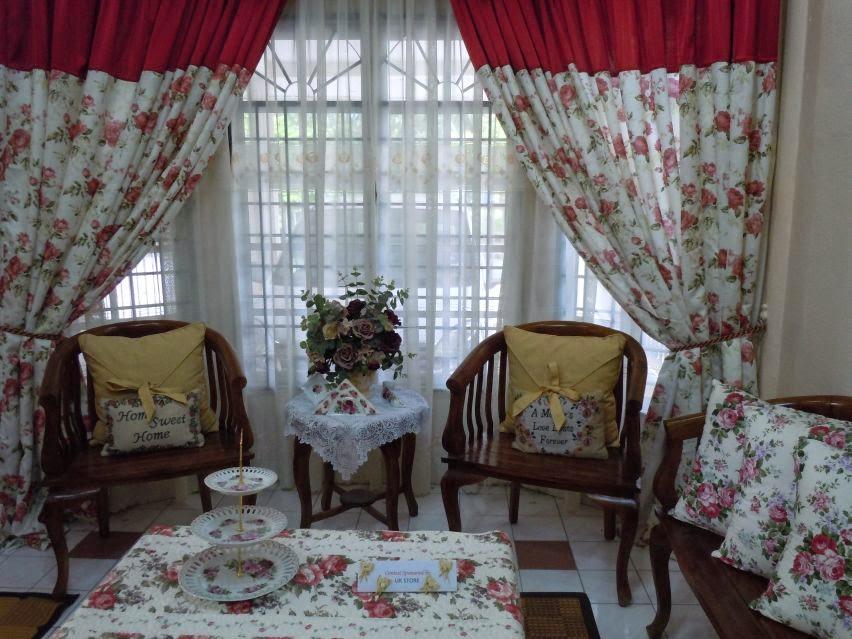 Hiasan Ruang Tamu Ala Inggeris Desainrumahid