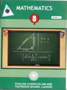 8th Class Mathematics Book